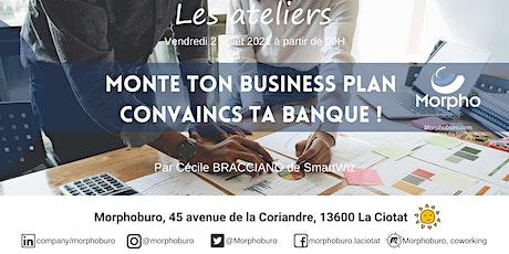 [Atelier] Monte ton Business Plan, convaincs ta banque ! billets