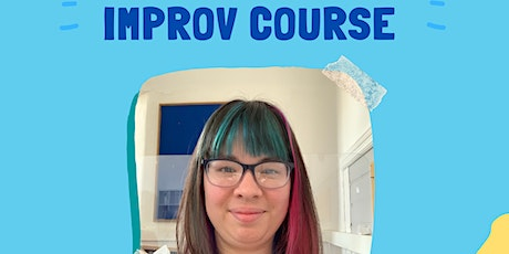 Introduction to Improv 4 week course tickets