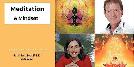 Meditation & Mindset Workshop - Adelaide tickets