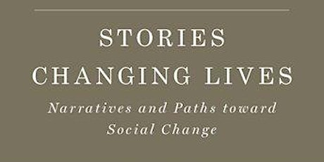 Stories changing lives - a conversation to launch the book tickets