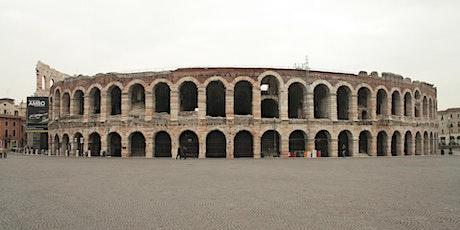 Live Walk through the streets of Verona tickets
