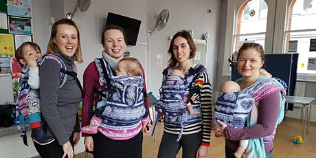 Brighton Sling Babies - Sling Library Session tickets
