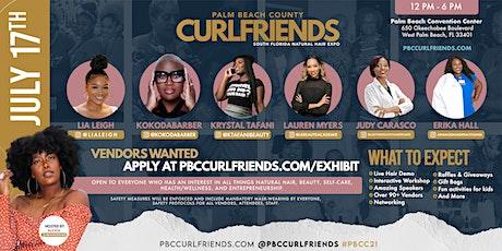 PBC Curlfriends Natural Hair Expo (8th Annual) - West Palm Beach, Florida tickets