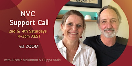 NVC Support Call Saturday 26th June 2021 tickets