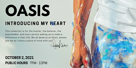 OASIS -  Solo Art Exhibition - By Modest Art 88 ' Russell L. Scott tickets