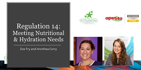 Regulation 14: Meeting nutritional and hydration needs tickets