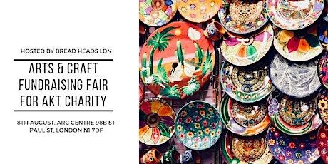 ARTS & CRAFT FUNDRAISER FAIR FOR AKT CHARITY tickets