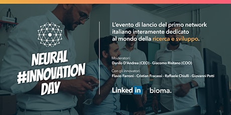 Neural #INNOVATION Day Tickets