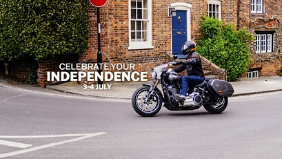 Celebrate Your Independence Weekend - Sat 3rd & Sun 4th July tickets