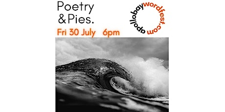 Poetry & Pies: Provocate tickets