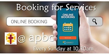 Morning Service Albany Park Baptist Church 27th June tickets