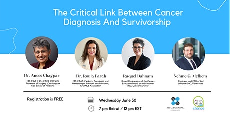 The Critical Link Between Cancer Diagnosis And Survivorship tickets