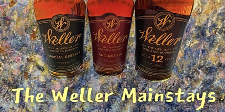 The Best of Weller's Original Lineup, A Blind Tasting (3 Samples) tickets
