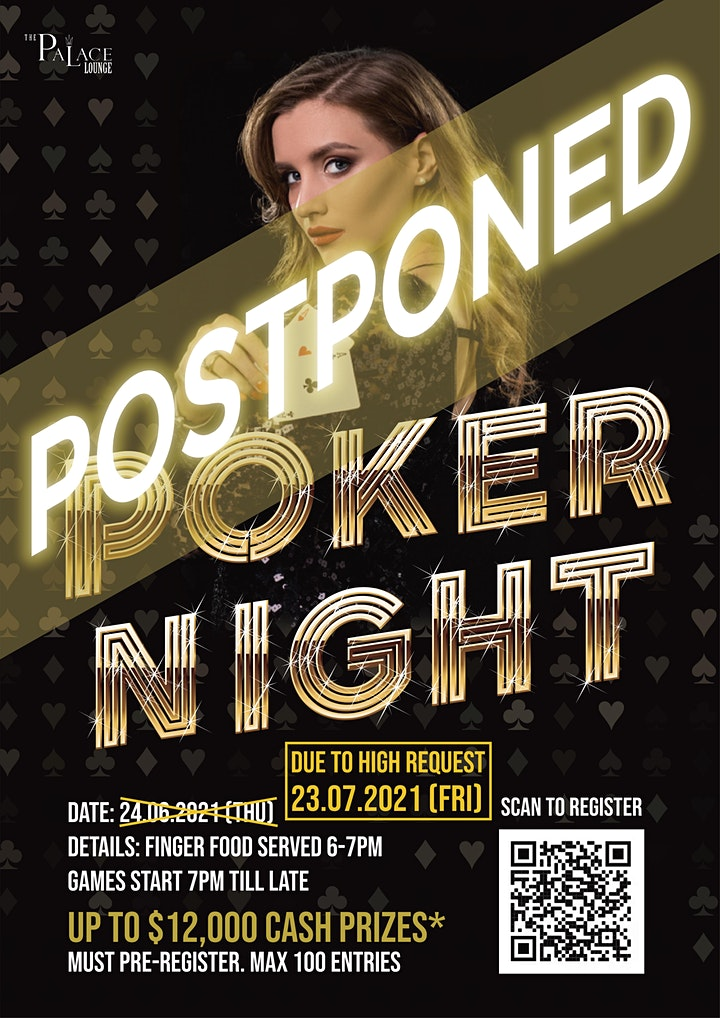 Poker Night #1 image