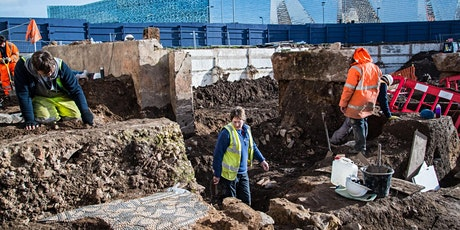 The archaeology of Leicester: The most excavated city in Britain? tickets