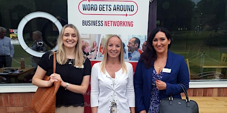 Word Gets Around Networking: BBQ time!  23rd July tickets