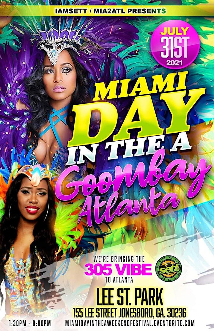 Miami Day in the A image