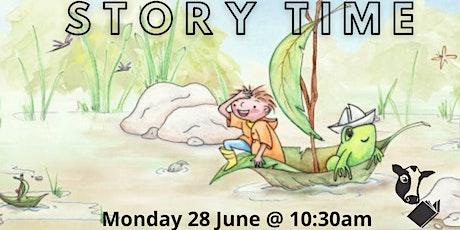 Kids' Story Time - The Land of Muddy Puddles with Jennifer Bardsley tickets