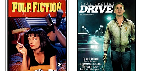 1.) Pulp Fiction   2.) Drive tickets