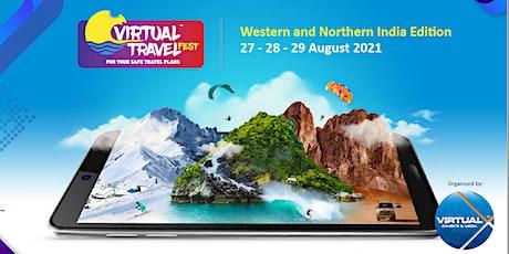 Virtual Travel Fest tickets