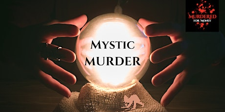 A Mystic Murder - Five day virtual mystery challenge tickets