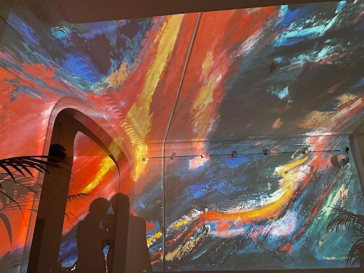 Gilgamesh Contemporary: an Immersive Art Exhibition image