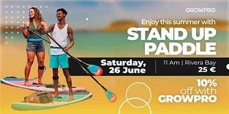 Stand up Paddle at Rivera Bay tickets