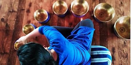 Sound Bath and meditation  - Bend it like Bec Studio - Rozelle tickets