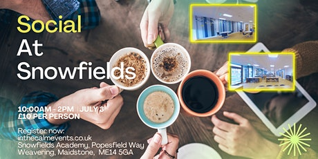 Exhibitor Social At Snowfields, Maidstone tickets