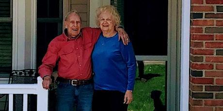 Duke and Josie's 70th Wedding Anniversary Cake & Coffee tickets