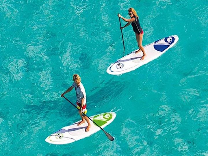 Stand up Paddle at Rivera Bay image