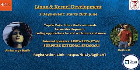 Linux & Kernel Development Masterclass tickets