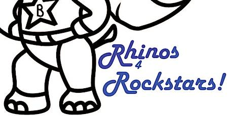 Rhinos for Rockstars! tickets