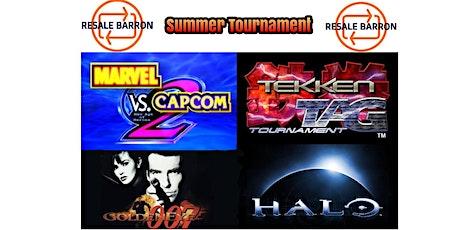 The Resale Barron 1st Annual Retro Game Tournament tickets