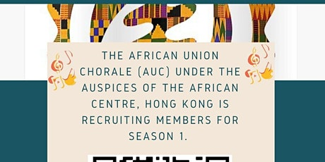 The African Union Chorale Audition tickets
