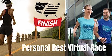 Run Los Angeles Virtual 5K/10K/Half-Marathon Race tickets