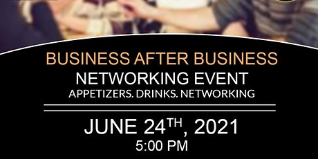 Business After Business Networking and Career Event tickets