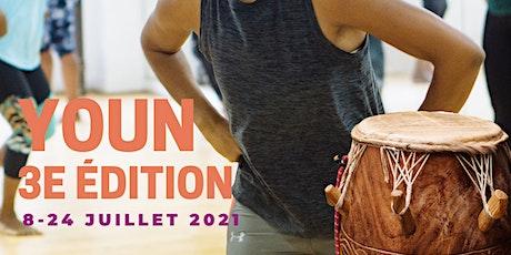 YOUN 2021 | 3e édition billets