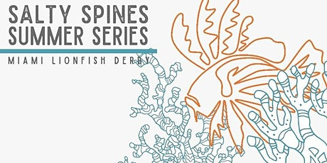 Salty Spines Summer Series Lionfish Derby - PADI Women's Dive Day Event tickets