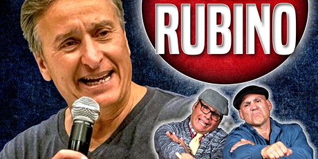 Fred Rubino with The Uncle Louie Variety Show tickets