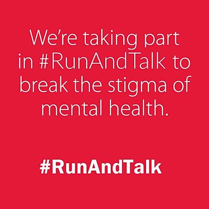 Southampton AC #RunAndTalk Launch event image