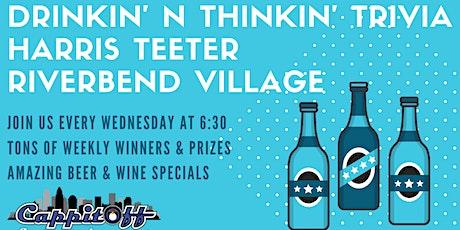Wednesday Trivia at Harris Teeter Riverbend Village tickets