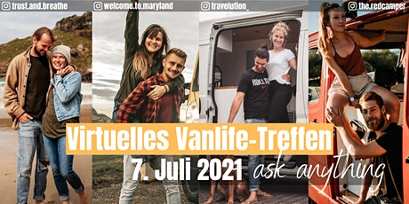 Virtuelles Vanlife-Treffen tickets