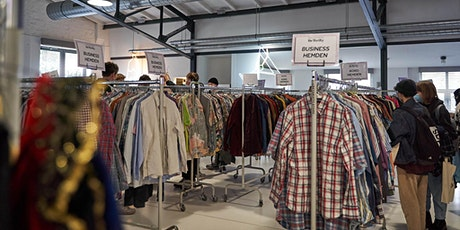 BeThrifty Vintage Kilo Sale | Salzburg - Foyer 10 | 10. & 11. Juli tickets