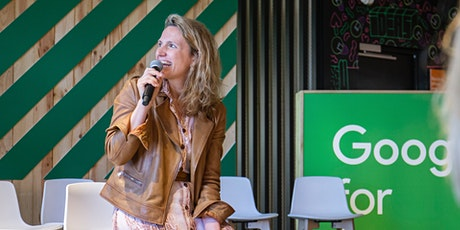 Fireside chat with Sofia Benjumea - Head of Google for Startups EMEA tickets