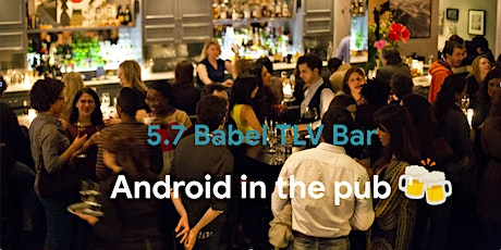 Get real -> Drink beer: Android on a pub tickets