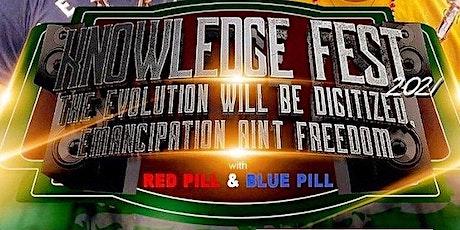 EMANCIPATION AINT FREE feat RED PILL & BLUE PILL tickets