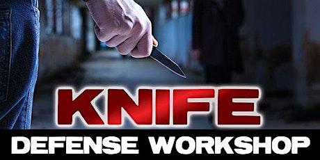 Knife Defense Workshop in Plantation tickets