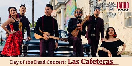 Day of the Dead Concert Celebration: Las Cafeteras tickets