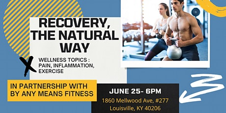 Oil Fest Day 1 - Recovery, The Natural Way (Powered by Jeweled Essentials) tickets